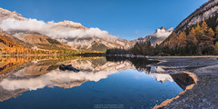 Lac Derborence (naturemomentsphotography) Tags: lac derborence wallis valais spiegelung reflections schweiz switzerland suisse bergsee