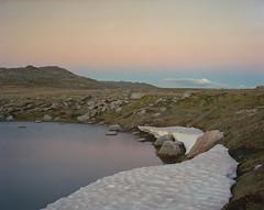 (roundtheplace) Tags: landscape landscapephotography lowlight longexposure river australia australianlandscape analogphotography australianbush pentax67 portra portra160 mediumformat 120rollfilm snowyriver snowymountains dusk