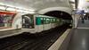 Metro1ParisFrance5-24-16 (railohio) Tags: metro trains paris france 052416 subway métrodeparis underground station mf67 iéna