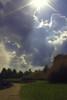 Clouds at Winton IMG_4316 (ForestPath) Tags: sun sunbeam sunrays rays sky clouds wintonwoods park ohio cincinnati summer