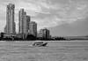 Cartagena (Orzaez212) Tags: caribe colombia américa suramérica playa costa bolívar arquitectura flickrtravelaward olympus effect cotidiano vacaciones edificios blancoynegro bw day partlycloudy mar sea