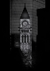 Old City Hall Toronto Canada No 1 (thelearningcurvedotca) Tags: briancarson canada canadian oldcityhall ontario thelearningcurvephotography toronto abstract architecture background blackwhite blackandwhite brick building city clock clocktower concept construction design downtown environment exterior famous geometric gothic historic historical history landmark light lines monochrome monument old outdoors pattern perspective round shape sky stone street structure symbol texture time tower urban vertical wall window wwwthelearningcurveca absolutearchitecture bwartaward bwmaniacv2 bej blackwhitephotos blackandwhiteonly blogtophoto bwemotions cans2s discoveryphotos iamcanadian linescurves noiretblanc torontoist true2bw yourphototips