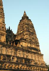 "PB140649-a (photozaki) Tags: india ""sujata kuti"" ""mahabohi temple"" ""mahabodhi mahavihara temple ""buddhist buddha buddhism ""bodhi tree"" bodhgaya gaya buddhist monk monks ashoka enlightenment ""vajrasan diamond throne"""