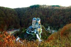 Burg Eltz (fspugna) Tags: burg eltz shloss castle castello castillo germany germania alemania europe europa travel viaggi destinations beautiful nice