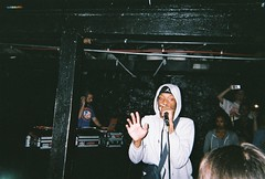 Roll1_C465135-R1-03-22A (_nohbdy) Tags: film photography 35mm color colour analog aesthetic disposable fujifilm quick shot apollo 2016 st louis stl music hiphop live rap anthony lucius blank space blankspace basement culture band bestofstl crowd audience fans alcohol party fun