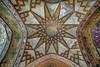 Fin Garden Tile Detail (D. Scott McLeod) Tags: kashan fingarden iran garden tilework travel historicgarden finbath mcleod scottmcleod dscottmcleod