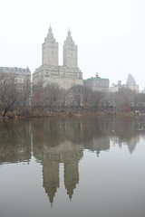 The San Remo (shinya) Tags: centralpark thesanremo thelake