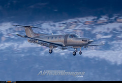 Sion Airport: Pilatus PC-12/47E (Simone Ciaralli - AirTeamImages) Tags: sion switzerland aviation saimonvolo saimon simone ciaralli olympus zuiko avgeek airteamimages