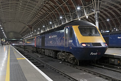 43168 at Paddington (Railpics_online) Tags: 43168 paddington class43 diesel loco hst nightpicture highspeedtrain