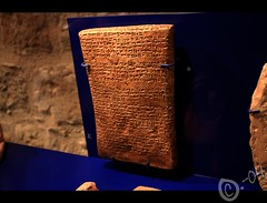 Tablette (C.-04) Tags: writers cuneiform script sumerian