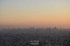 Burj Khalifa from Ajman (Aoon Mujtaba) Tags: traveller traveldiaries travelblogs travelling travels travelphotographer ajman uae dubai sharjah asia middleeast burjkhalifa nikon photography photographer winter2k17 blogger