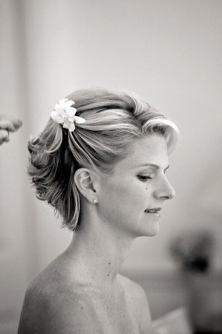 Wedding Hairstyle Ideas  Bridesmaids on Hair Flower 2   Originally Uploaded By Wedding Or Party Decorations