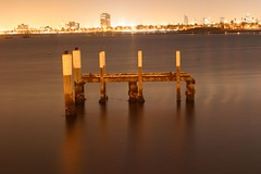 (Los Cardinalos) Tags: longexposure night australia melbourne 2006 victoria favourite stkilda pc3182