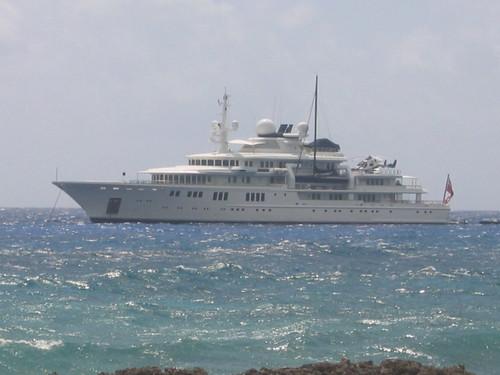 Paul Allen's Yacht
