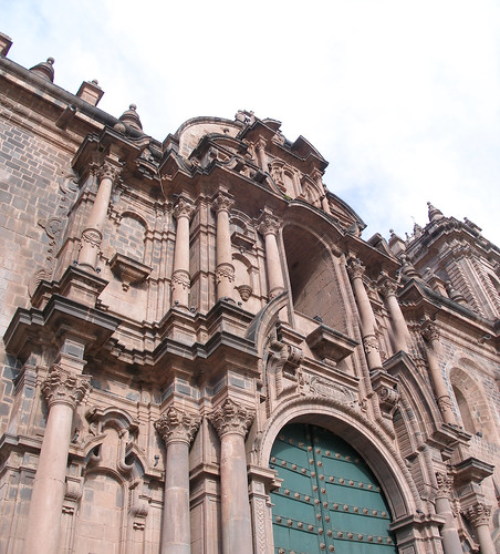 Cathedral of Cuzco profile