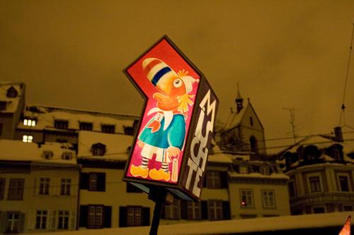 Fasnacht 06 - Basel carnival by enricod