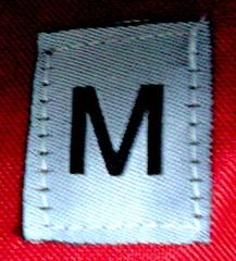 Oneletter M