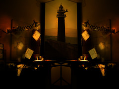The quiet room (evanunca) Tags: photoshop laguarida