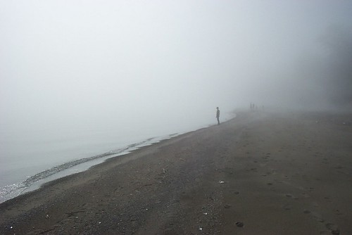 Lake Erie fog
