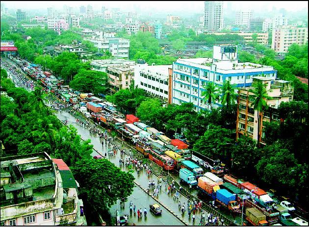 Mumbai Flash Flood 2005 July 26-27