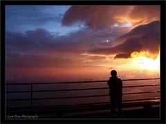 Mt Fuji Sunrise (Lam-T) Tags: mountain cold colour clouds sunrise landscape fuji mt