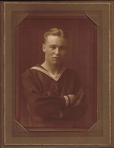 anders johnson merchant marine