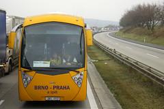 Brno-Prague Bus