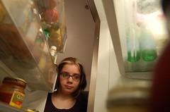 fridge (victoriaholt) Tags: house selfportrait home comfort domesticpleasures