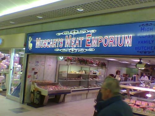 Muscart's Meat Emporium