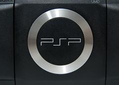 PSP konzola