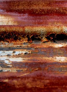 Rust Rainbow