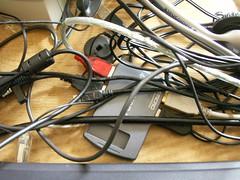 Este podría ser un entramado NORMAL de cables