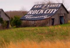 See 7 States from Rock City (SeeMidTN.com (aka Brent)) Tags: topv111 barn highway tennessee rockcity seerockcity us64 lawrencecounty see7states 2pair brentandmarilynnpersonalfavorite bmok