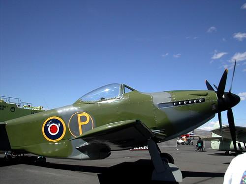Warbird picture - Martin-Baker M.B.5