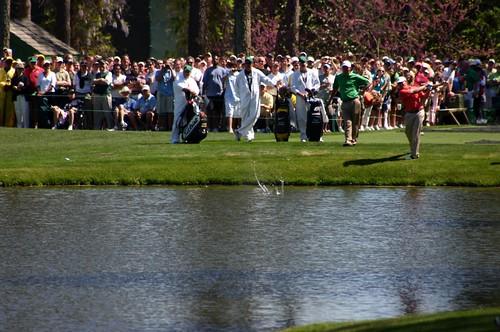 Augusta National Golf Club, Hole 16