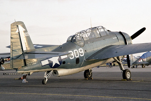 Warbird picture - Grumman TBF Avenger