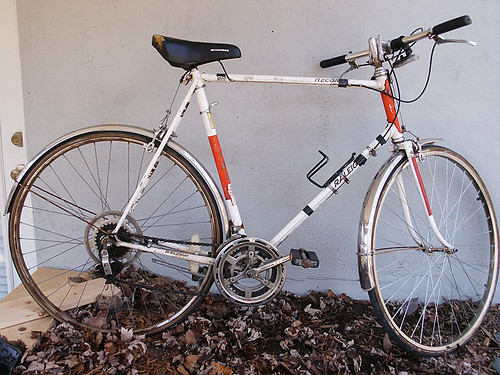 cloudiness' Raleigh Record 10-Speed