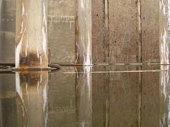 Spiegel I (kleefunkelchen) Tags: water mirror wasser factory spiegel fabrik