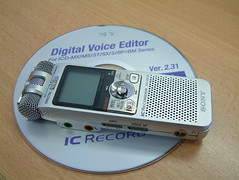 Sony Digital Voice Software