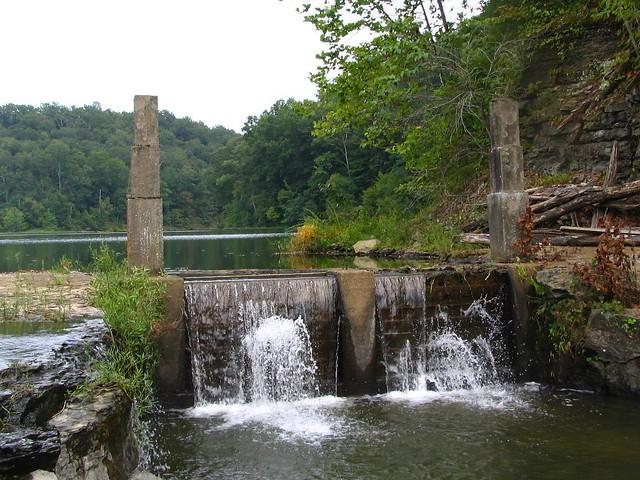 Marrowbone Lake Dam