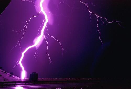 Fantastic Picture of Lightning