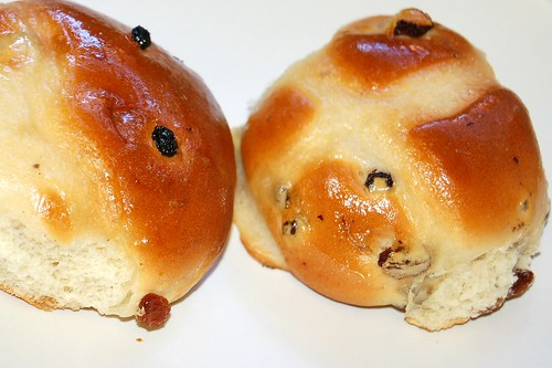 Hot Crossed Bun
