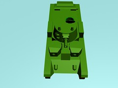 T-28 Finished Top (AlexM) Tags: