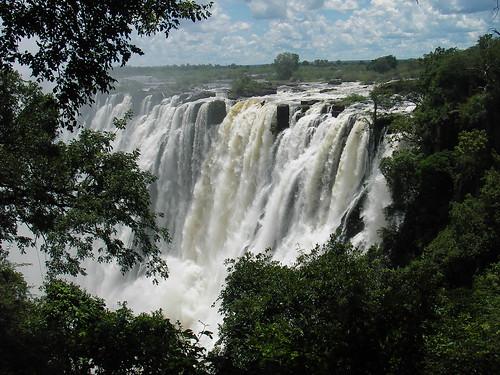 victoria falls. Victoria Falls - Main Falls 1