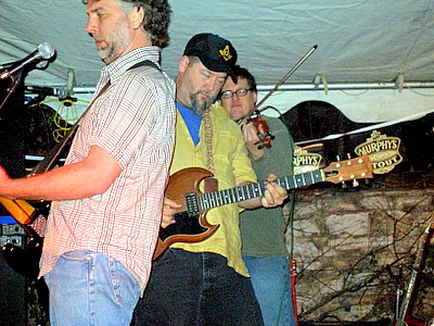 THE GOURDS 3-15-06