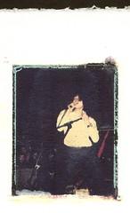 Kazu - Blond Redhead - Olympia 1997 (brettbigb) Tags: polaroid washington cool random indy blond independent singer indie olympia 1997 polaroids emulsiontransfer 1990s 90s rockers goodtimes kazu indies makino thegreatest blondredhead capitoltheater itmustbelove kazumakino savepolaroid