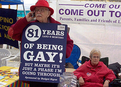 Old Gay Activists -- my shot published in Fotolog Book ! (fotogail) Tags: california news book pix published protest fotolog castro sanfranciso gayrights castrostreetfair fotogail bapfs fotologbook quasihumorous