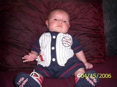 Little Slugger (dianenar*) Tags: baby jack sissy kenny thestinks