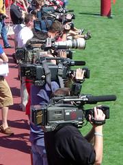 OSU Spring Game 2006: Media Lineup