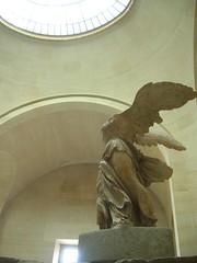 Louvre, La victoire de Samotrace